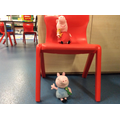 Where is Peppa Pig? Where is George Pig?