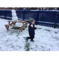 Snowball fun!
