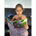 Reading lots of books