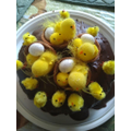 Easter cake! Yummy!