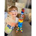 The Lego Challenge