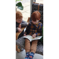 Reading to our siblings