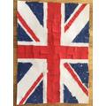Bertie's Union flag