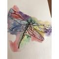 Arabella's art work