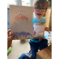 Making pictures for our friends