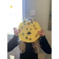 A fabulous animal mask