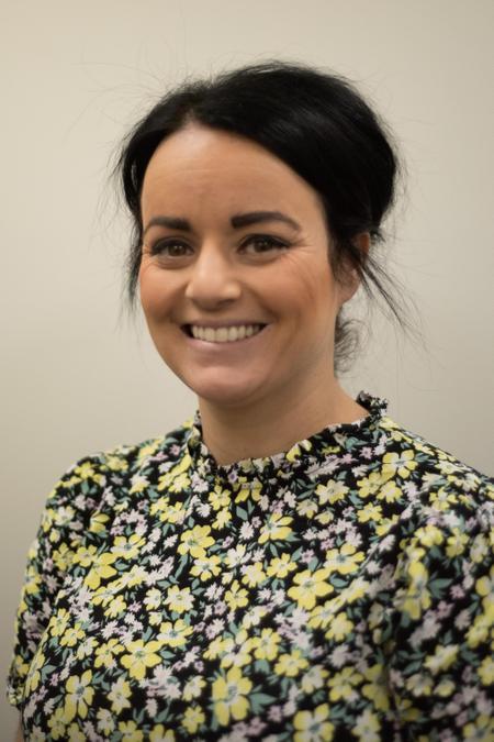 Miss McNee -Y6 teacher & Curriculum Leader