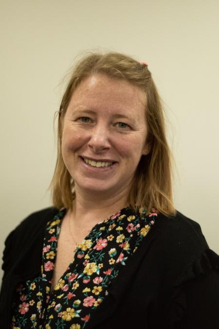 Mrs. Napier - Deputy Head/Y3 Teacher