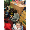 Sharing books Y3 and Reception