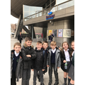 Our trip to The Lowry to see 'Running Wild'