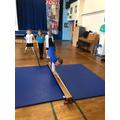 Gymnastics in Y3