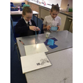 Y6 being creative with wire