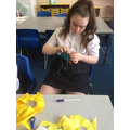 Sewing in Y6