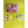 Nursery Mothers day and Easter card examples