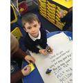 Investigating toys in Y1