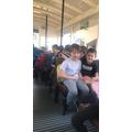 KS2 trip to Landudno