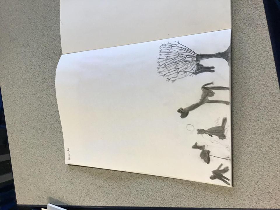 tree, giraffe, meerkat and more!