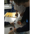 D & T in Y4 using electricity