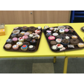 Cake Sale we raised an amazing £238
