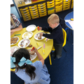 Attendance treat for Year 1
