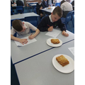 Cooking and nutrition in Y5