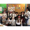 Dress like a Pirate Day