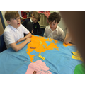 Geography in Y6
