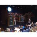 EYFS Theatre Trip