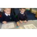 Investigation polygons in Y2