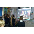 Brilliant Doctor Who Lesson in Y4 on earth in space