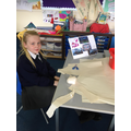 Sculpture in Y6