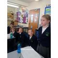 Debating in Y5