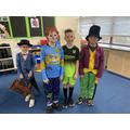 World Book Day in school