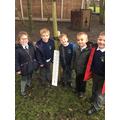 Y1 measuring the temperature