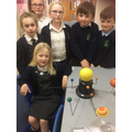 Exploring the planets in Chestnut Class