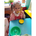 Exploring Goldilocks in EYFS