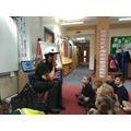 Paramedic visit to EYFS