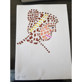 Portraits mosaic style