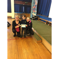 Some of our Champion children Autumn Term 2017