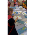 Y2 painting like Vincent Van Gogh