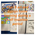 Art and Design Home learning in Y6