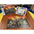 Completed class jigsaw in Y6