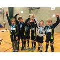 Handball winners