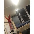Elf has been on the photocopier