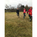 Running one mile for Sports Relief