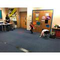 PE in the classroom
