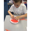 Weaving skills in Y5