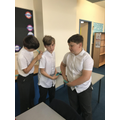 Shirt signing in Y6