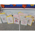 Mothers day cards Y5