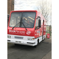 The Book People Bus